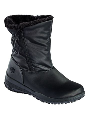 Rikki Short Boots by Totes® - Image 2 of 2
