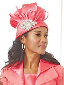Embellished Hat By Regalia®