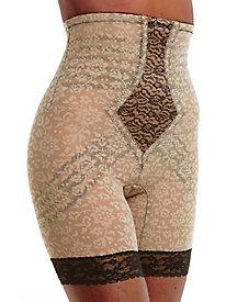 Rago® Lacette High-Waist Long-Leg Shaper