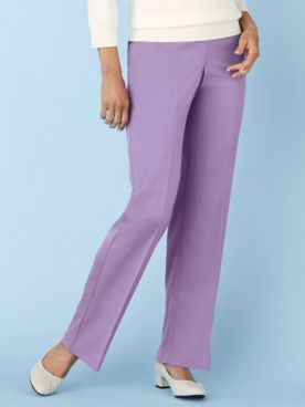 Alfred Dunner® Loire Valley Proportioned Pants
