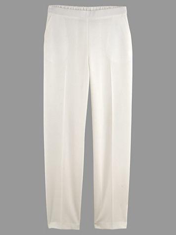 Briggs® Bi-Stretch Flat Front Pants - Image 4 of 4