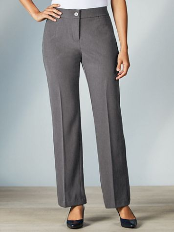 Briggs Bi-Stretch Slimming Solutions Pants - Image 0 of 5