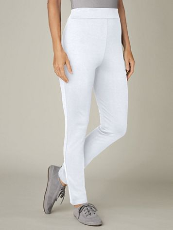 Stretch Knit Leggings - Image 3 of 3