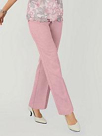 Alfred Dunner® Primrose Garden Proportioned Pants