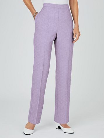 Alfred Dunner® Nantucket Proportioned Pants