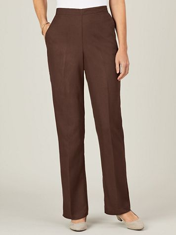 Alfred Dunner® Proportioned Corduroy Pants