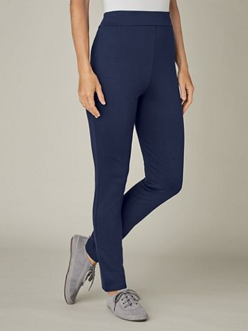 Koret® Essential Stretch Knit Pants - Image 0 of 2