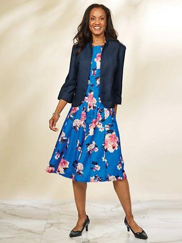 Koret® Miracle Jacket Dress - Image 1 of 9