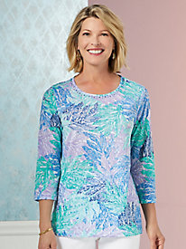 Alfred Dunner® Classic Print Tunics
