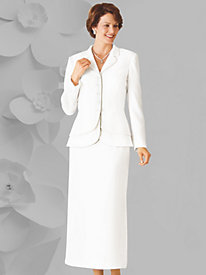 Koret® Fully Lined Classic Suit