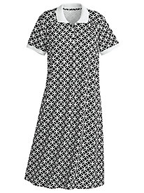 Knit Polo Dress By Koret® by Old Pueblo Traders