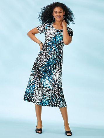 Koret® Wanderful Travel Knit Dress - Image 1 of 6