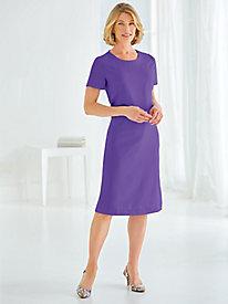 Koret® Textured Sheath Dress