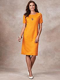 Koret® Crepe Sheath Dress
