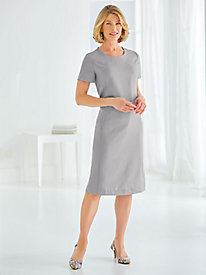 Koret® Crepe Sheath Dress