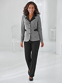 3-Pc. Knit Bouclé Wardrober