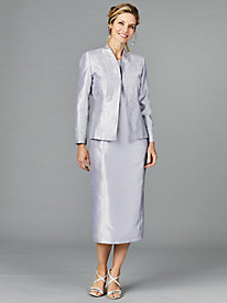 Shantung Jacket Dress By Koret®