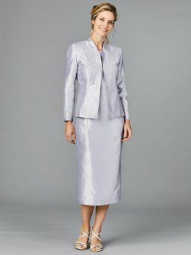 Shantung Jacket Dress By Koret®