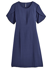 Koret® Look of Linen Dress