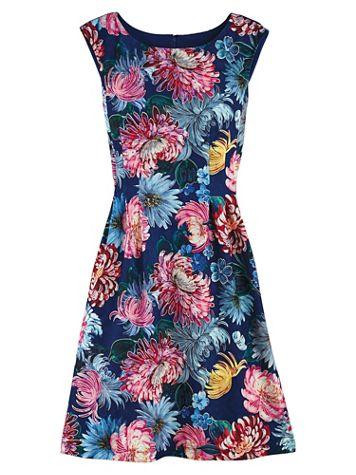 Floral Print Dress - Image 2 of 2