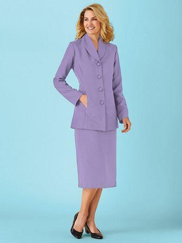 Koret® Versatile Skirt Suit - Image 2 of 3