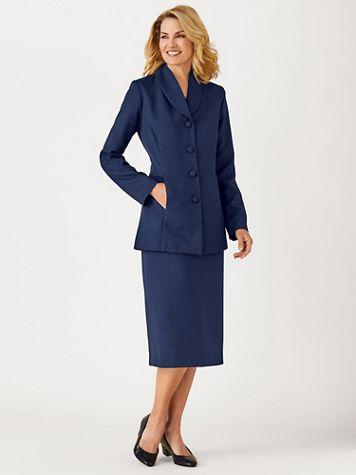 Koret® Versatile Skirt Suit - Image 3 of 4
