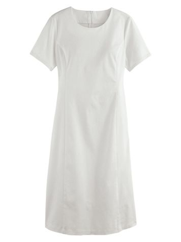 Koret® Stretch Denim Dress - Image 4 of 4