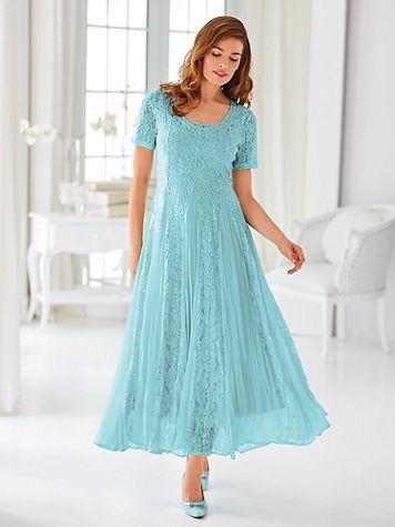 Romantic Lace Dress - Image 1 of 4