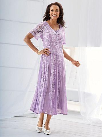 Romantic Lace Dress - Image 3 of 6