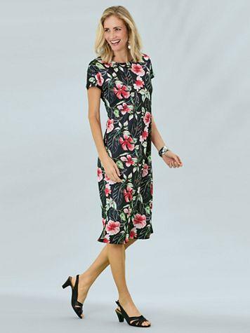 Koret® Versatile Knit Dress - Image 1 of 5