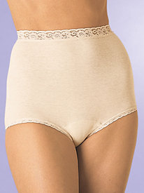 Dixie Belle® Cotton or Nylon Panties 6-Pk.