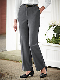 Classic Stretch Belted Pants