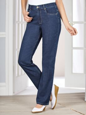 Koret® Five-Pocket Stretch Jeans