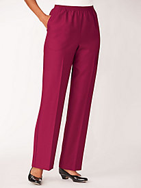 Alfred Dunner® Classic Pants by Old Pueblo Traders