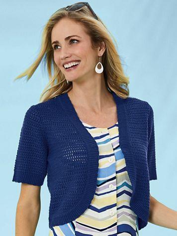 Shrug Sweater - Image 1 of 13