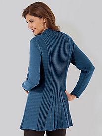 Swingy Cardigan Sweater