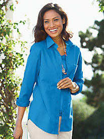 d0cf8e9b24e30 4 Foxcroft Classic Fit Long-Sleeve Shirt