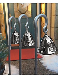 Musical Pathway Silver Bells (set of 3)
