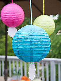 Citronella Fiesta Lanterns (pkg. of 3)
