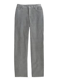 Easy-On Classic Fit Corduroy Pant