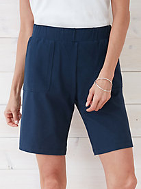 Easy-On Knit Short