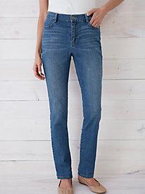 Modern Fit Straight Leg Jean