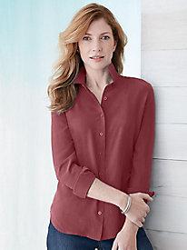 PerfectSilk Washable Silk Fuji Shirt