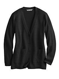 Favorite Silk Cotton Cardigan