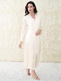 Washable Silk Charmeuse Robe
