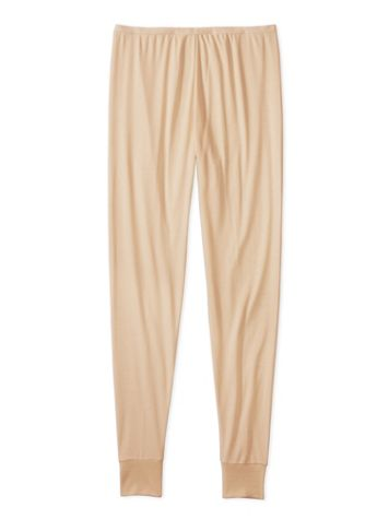 Ladies' Long Underwear Pant in Lightweight Washable Silk - Image 0 of 5