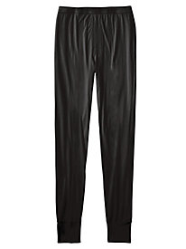 Men's Long Underwear Pant in Heavyweight Washable Silk