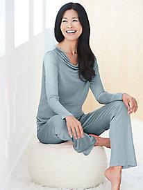 Silk Modal Pajama Pant