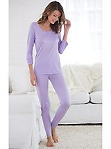 Women's Silk Long Underwear