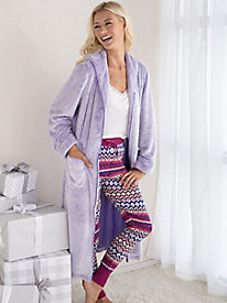 Pattern Sweater Lounge Pants